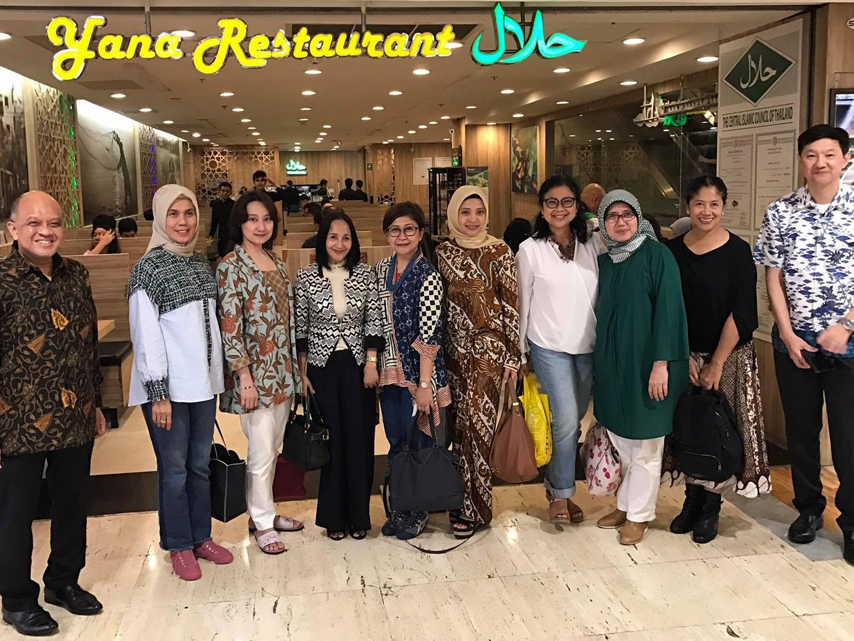 Home | Yana Restaurant Thai & International Halal Food @ MBK Bangkok